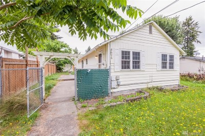 Tacoma Rental For Rent: 8626 S Fawcett Ave