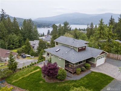 Whatcom County Single Family Home For Sale: 4824 Lookout Ave