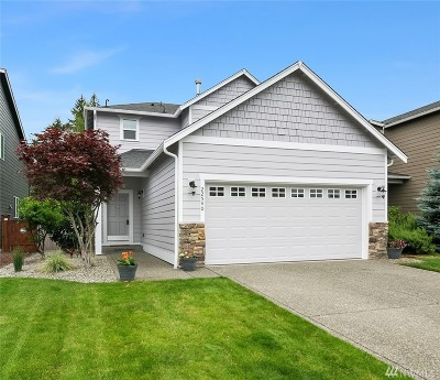 Maple Valley Single Family Home For Sale: 22540 SE 268th Place