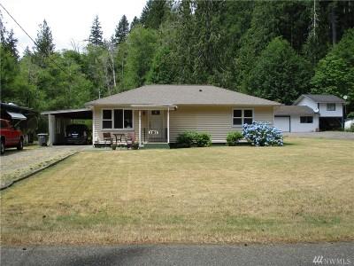 Mason County Single Family Home Pending Inspection: 191 NE Mission Creek Rd