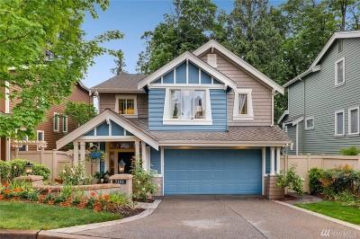 Kirkland Single Family Home For Sale: 7101 117th Place NE