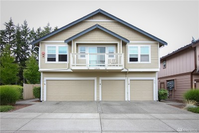 Thurston County Condo/Townhouse For Sale: 5916 Illinois Lane SE #A