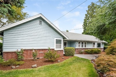 Auburn Single Family Home For Sale: 1901 2nd St SE