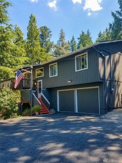 King County Single Family Home For Sale: 212 208th Ave NE