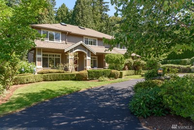 Snohomish Single Family Home For Sale: 6915 205th St SE