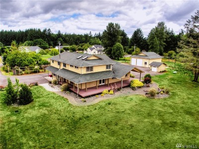 Thurston County Single Family Home For Sale: 4627 11th Ave NW