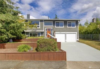 Whatcom County Single Family Home For Sale: 2636 W Crestline Dr