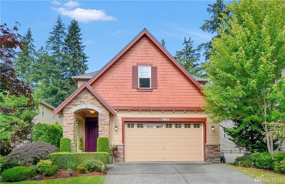 Redmond Single Family Home For Sale: 11923 178th Place NE