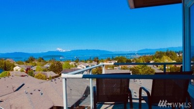 Skagit County Condo/Townhouse For Sale: 3614 Portage Lane #206