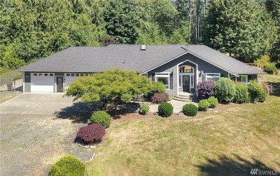Olympia Single Family Home For Sale: 12416 Waddell Creek Rd SW