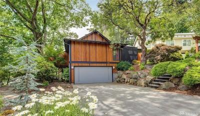 Kirkland Single Family Home For Sale: 9325 NE 135th Lane