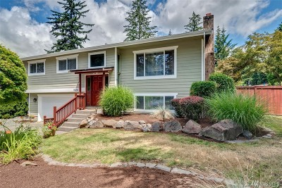 Bothell Single Family Home For Sale: 11828 NE 155th St