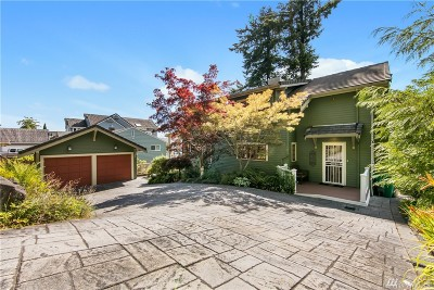 Olympia WA Single Family Home For Sale: $1,199,500