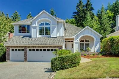 Redmond Single Family Home For Sale: 10806 179th Ct NE