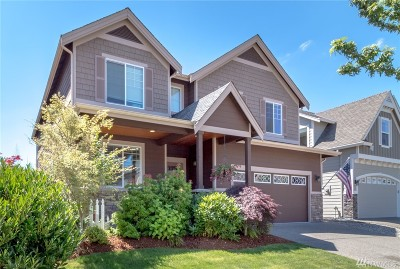Maple Valley Single Family Home For Sale: 21215 SE 259th St