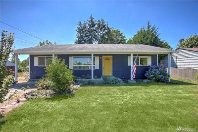 Renton Single Family Home For Sale: 11637 SE 163rd St