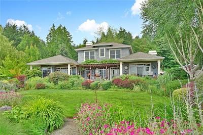Bainbridge Island Single Family Home For Sale: 3546 Crystal Springs Dr NE