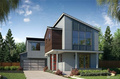 Redmond Single Family Home For Sale: 11761 177th Place NE