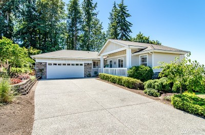 Skagit County Single Family Home Pending Inspection: 3216 Shelly Hill Rd