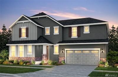 Duvall Single Family Home For Sale: 28912 NE 156th (Lot 72) St