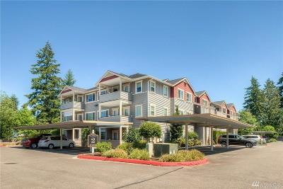 Puyallup Condo/Townhouse For Sale: 13203 97th Ave E #302
