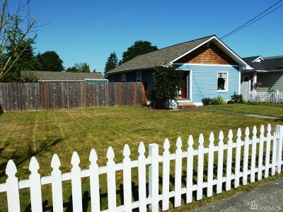 Monroe Single Family Home For Sale: 312 S Sams St