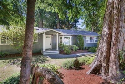 Sammamish Single Family Home For Sale: 22031 NE 15th St