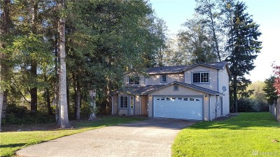 Montesano Single Family Home For Sale: 3 Sunrise Ct