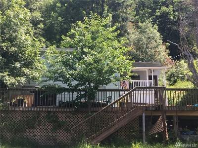 Eatonville Single Family Home For Sale: 39208 Ski Park Rd E