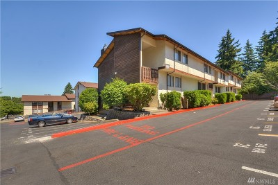 SeaTac Condo/Townhouse For Sale: 3521 S 160 St S #B3