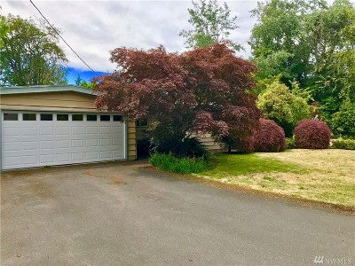 Edmonds Single Family Home For Sale: 21420 86th Ave W