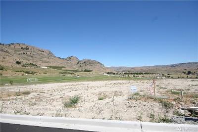 Chelan, Chelan Falls, Entiat, Manson, Brewster, Bridgeport, Orondo Residential Lots & Land For Sale: 404 Sunny Brooke Lane