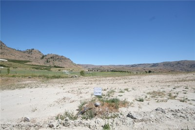 Chelan, Chelan Falls, Entiat, Manson, Brewster, Bridgeport, Orondo Residential Lots & Land For Sale: 422 Sunny Brooke Lane