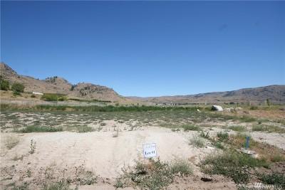 Chelan, Chelan Falls, Entiat, Manson, Brewster, Bridgeport, Orondo Residential Lots & Land For Sale: 464 Sunny Brooke Lane