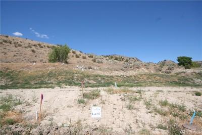Chelan, Chelan Falls, Entiat, Manson, Brewster, Bridgeport, Orondo Residential Lots & Land For Sale: 1143 Sunny Brooke Lane