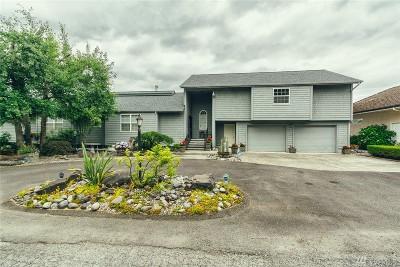 Centralia Single Family Home For Sale: 525 Lakeshore Drive