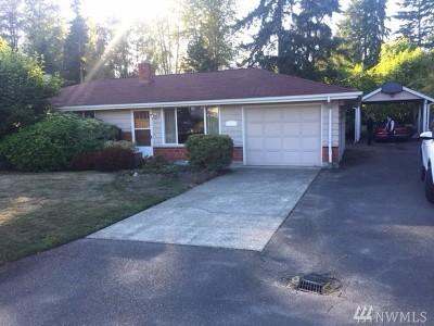 Bainbridge Island Single Family Home For Sale: 1129 Madison Ave N
