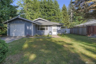 Thurston County Single Family Home For Sale: 928 McCormick St NE