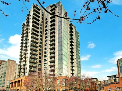Condo/Townhouse Sold: 10610 NE 9th Place #905