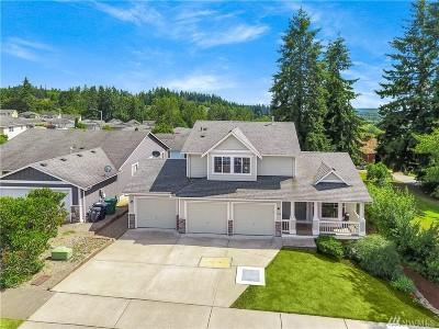Marysville Single Family Home For Sale: 7202 30th St NE