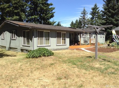 Single Family Home For Sale: 9125 176th St SW