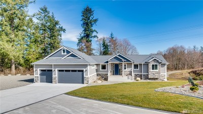 Thurston County Single Family Home For Sale: 9446 Piperhill Dr SE