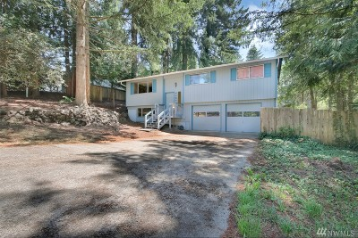 Gig Harbor Single Family Home For Sale: 5420 67th St NW