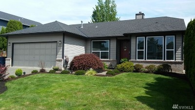 Marysville Single Family Home For Sale: 6601 55th Dr NE