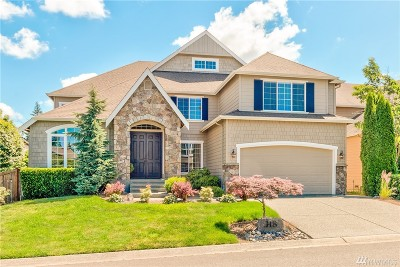 Sammamish Single Family Home For Sale: 318 239th Ct SE