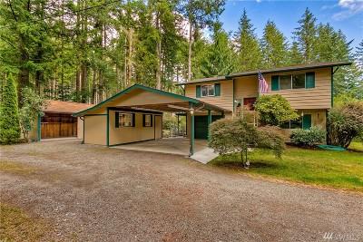Graham Single Family Home For Sale: 30021 S Creek Rd E
