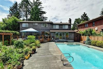 Edmonds Single Family Home For Sale: 24129 Beeson Pl