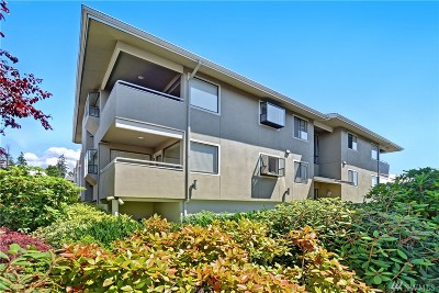 Edmonds Condo/Townhouse For Sale: 620 Daley St #2
