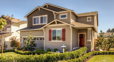 Federal Way Single Family Home For Sale: 183 SW 359th Place #25
