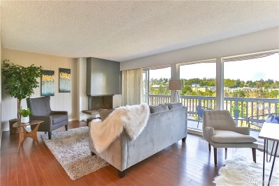 Mercer Island Condo/Townhouse For Sale: 2500 81st Ave SE #353